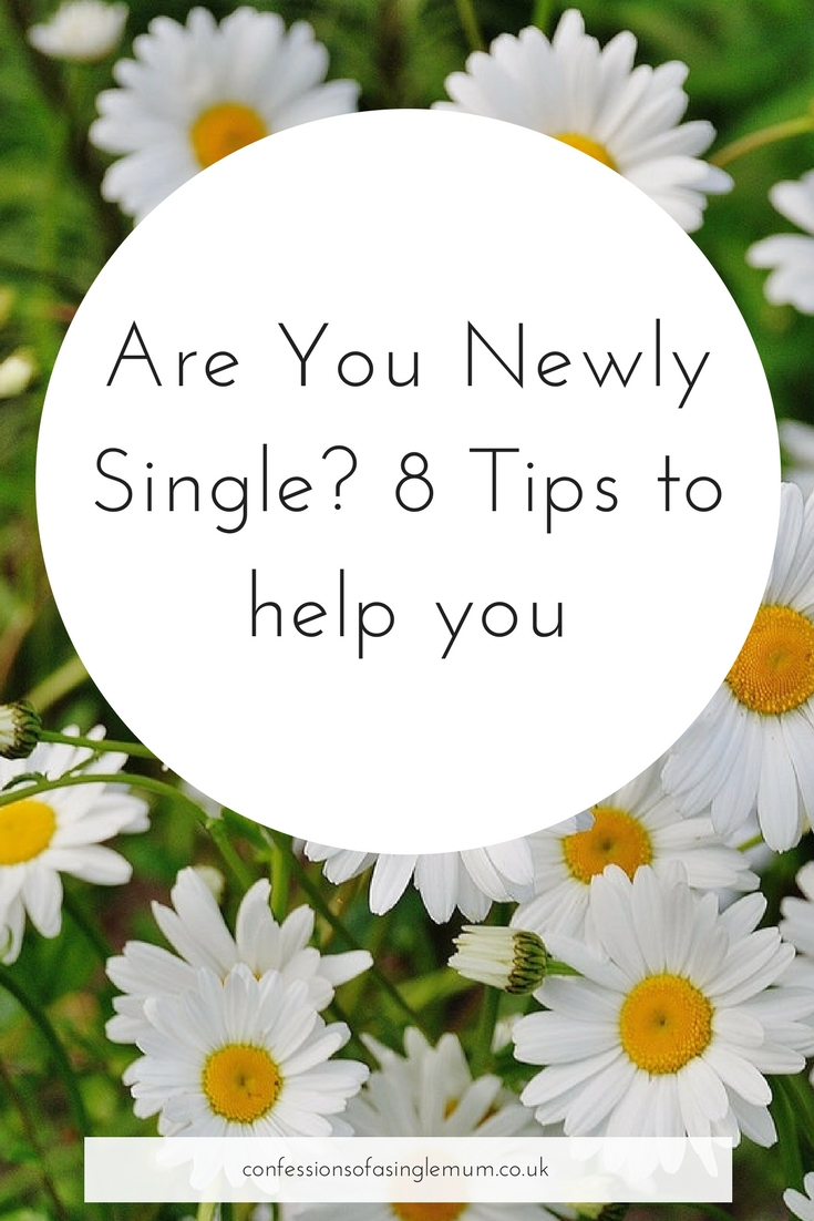 Are You Newly Single 8 Tips to help you