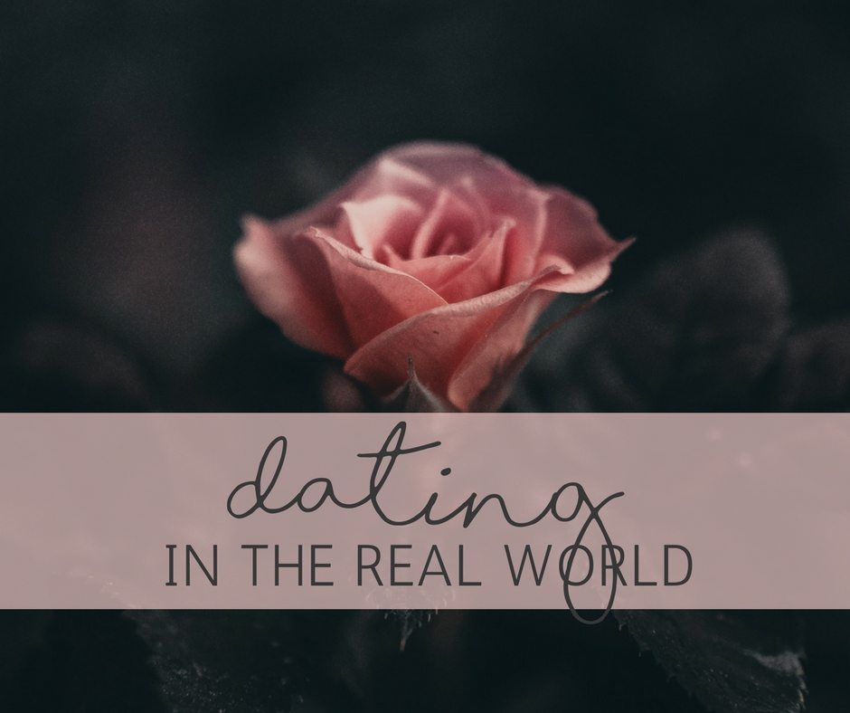 Dating in the real world