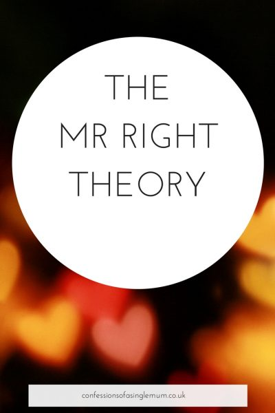 Mr Right Theory