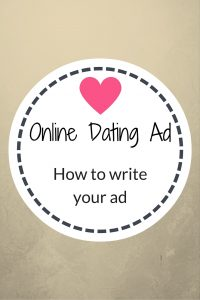 Sample of Great Personal Ad to Use