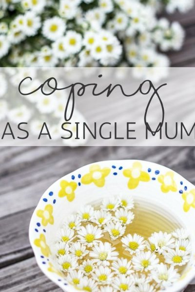 Coping as a Single Mum