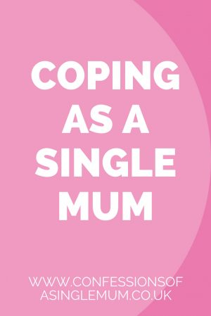 Coping as a Single Mum 2
