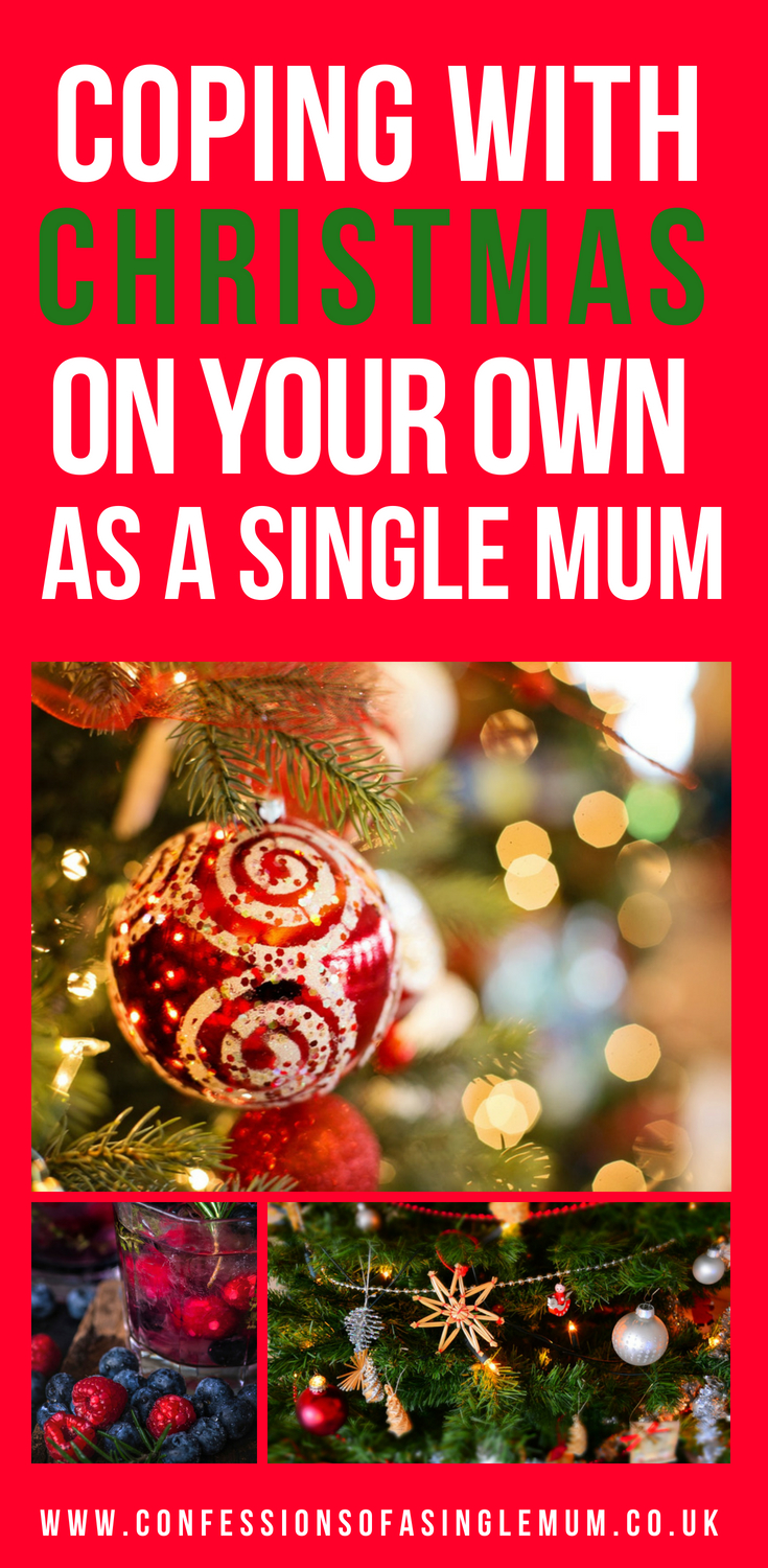 coping with christmas on your own as a single mum 2
