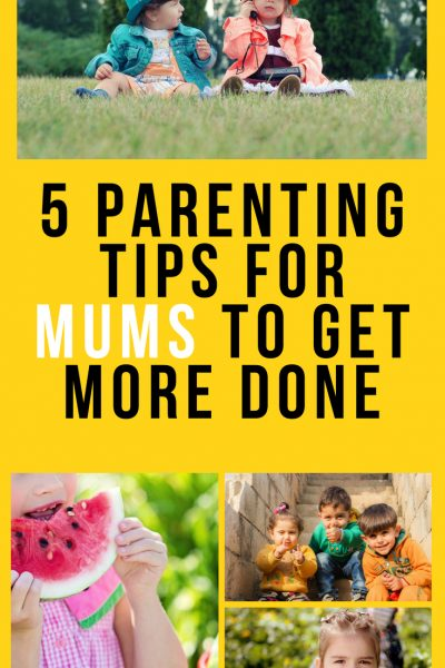 Parenting Tips for Single Mums