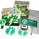 Free Get walking pack