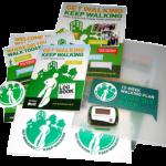 Free Get walking pack