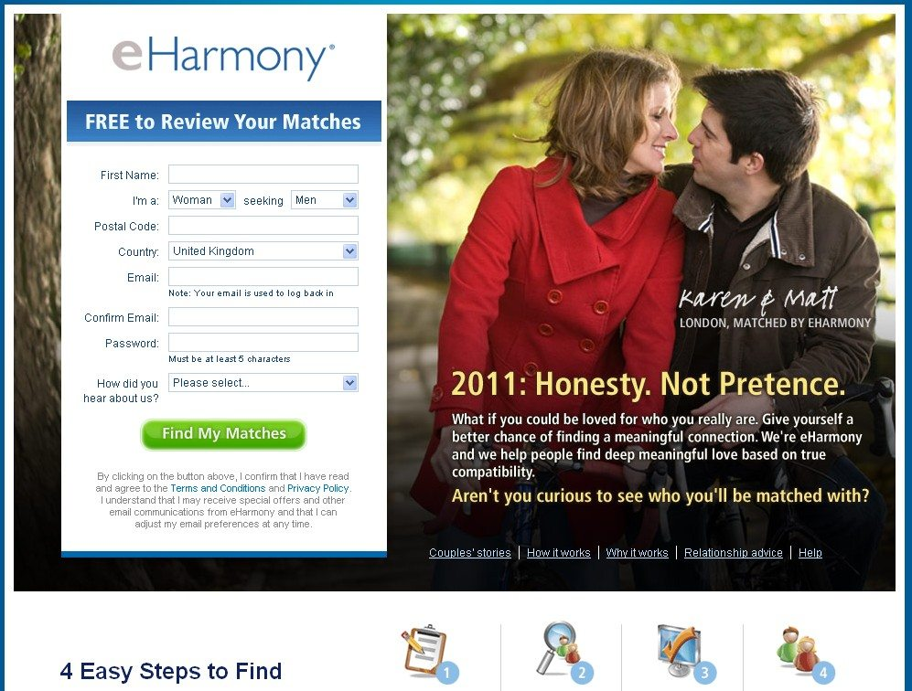 E harmony review