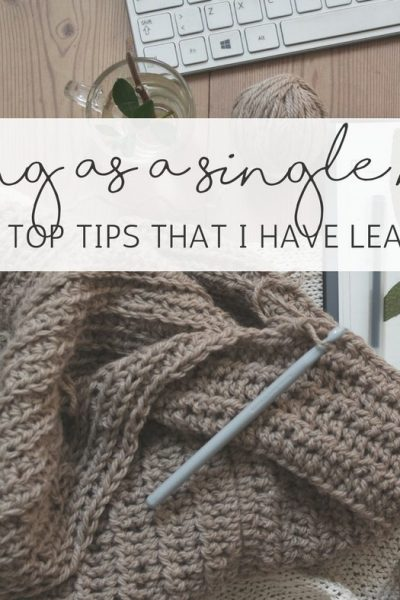 My Top Tips on Coping as a Single Mum