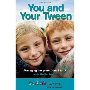 you and your tween book