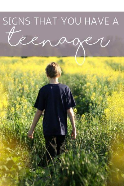 Teenange Signs