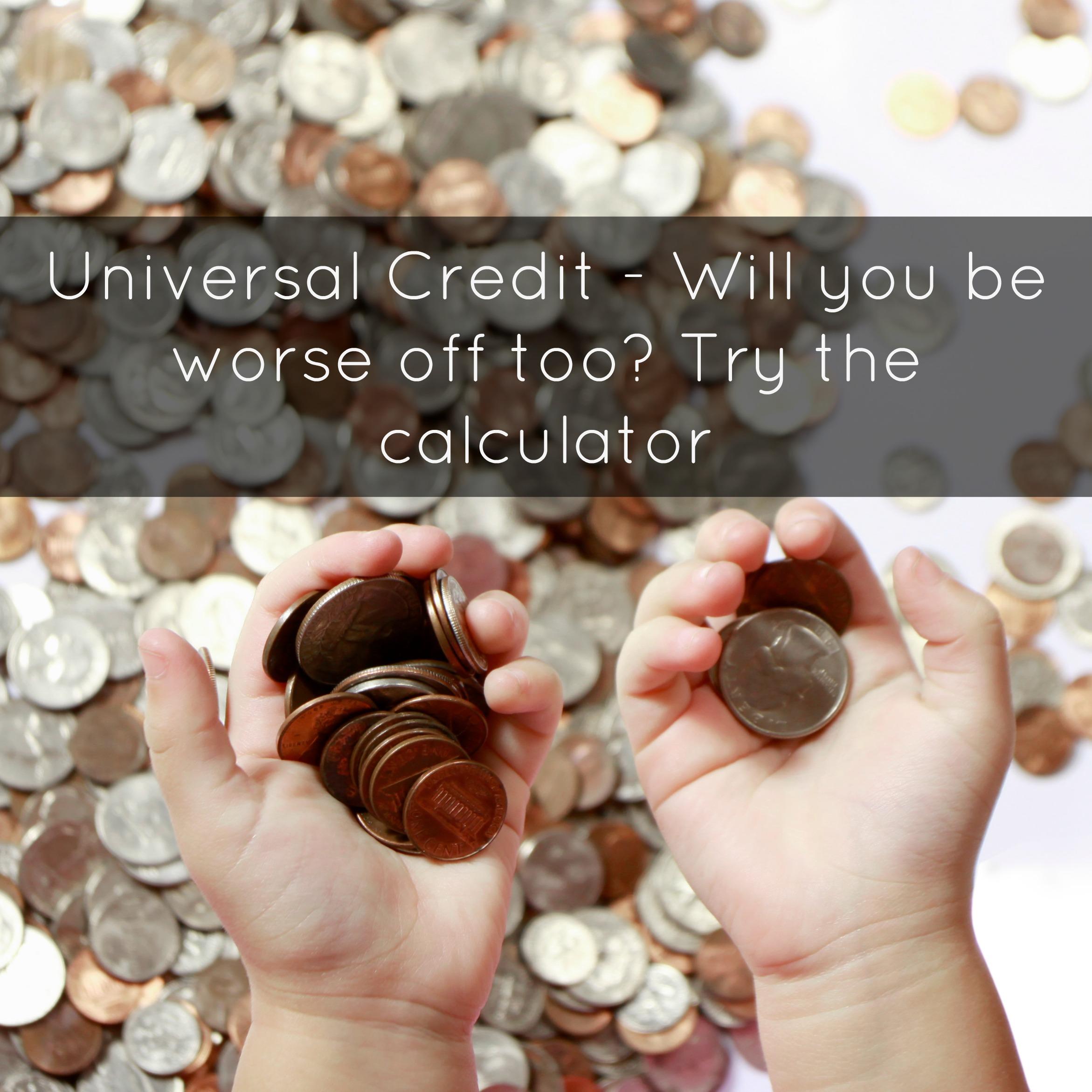 Universal Credit Calculations