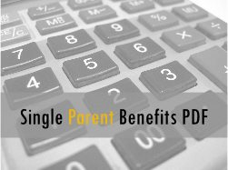 Single Parents Benefits pdf