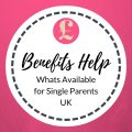 benefits help single parents