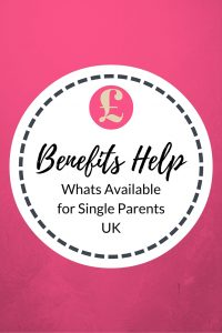 Benefits Available for Single Parents