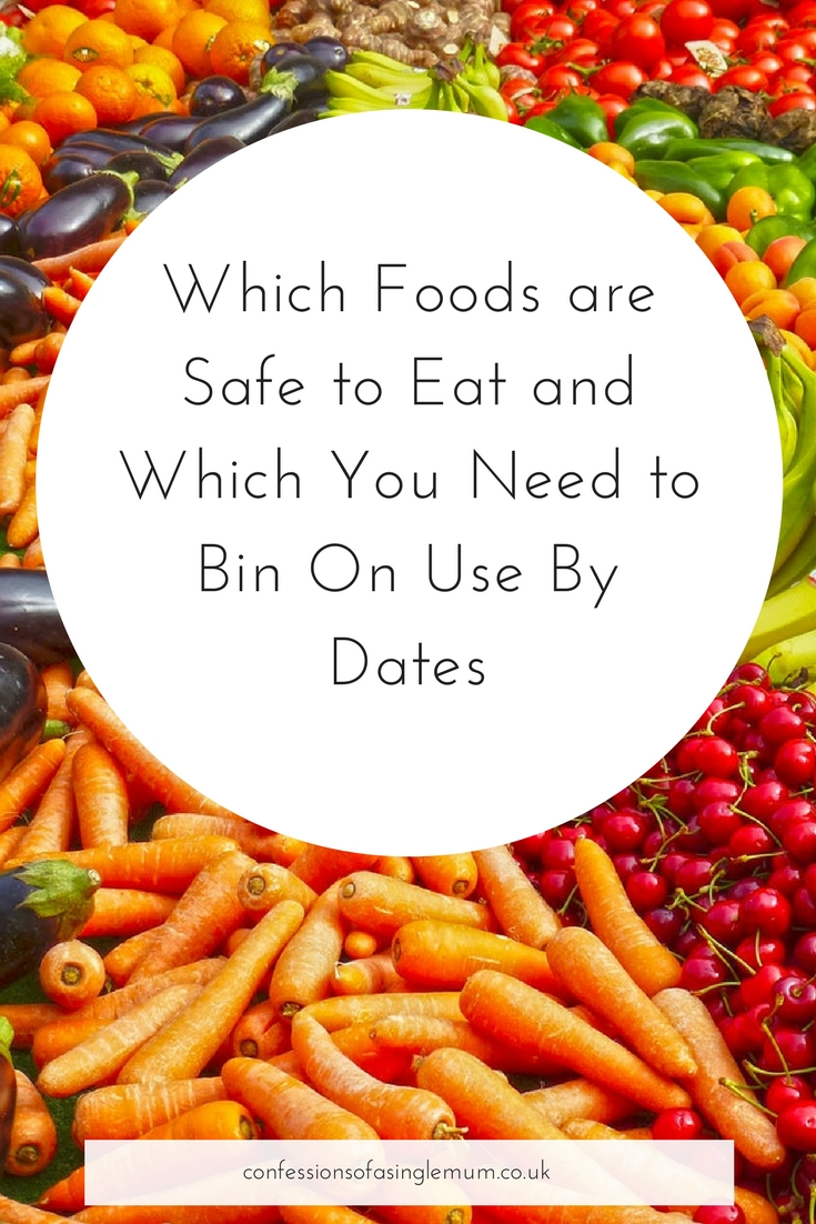 Which Foods are Safe to Eat and Which You Need to Bin On Use By Dates