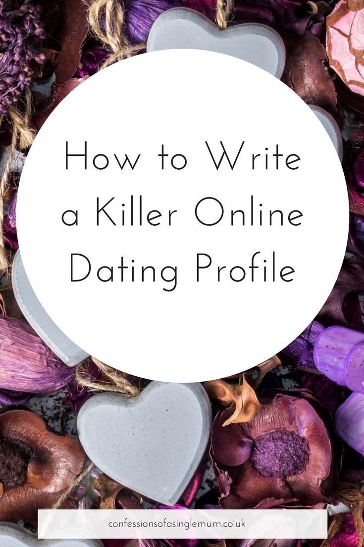 How to write a killer profile for the dating sites
