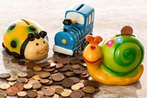 Teaching Kids to Save Money