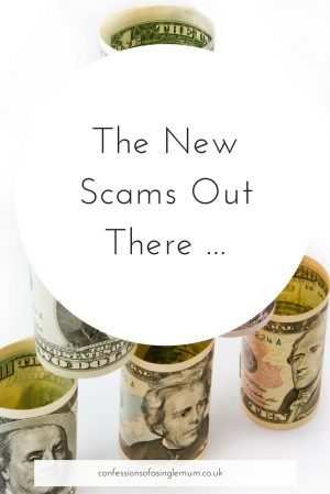 The New Scams Out There ...
