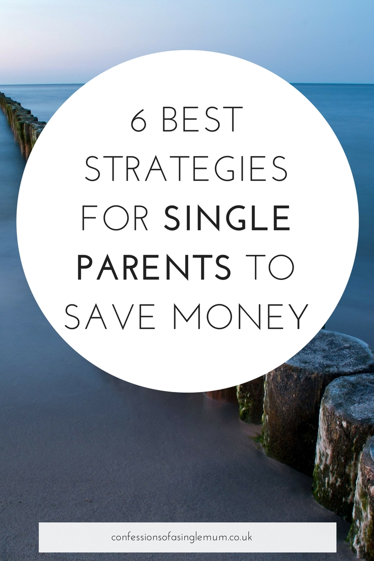 6 Best Strategies for Single Parents to Save Money 1