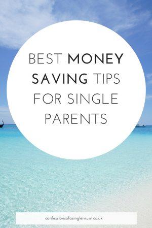 Best Money Saving Tips for Single Parents