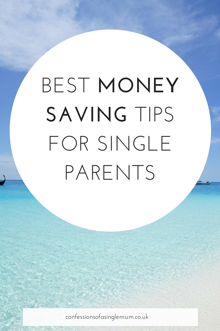 Best Money Saving Tips for Single Parents