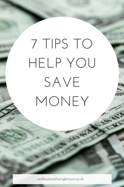 7 tips to help you save money