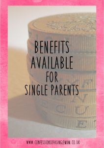 Benefits for single parents