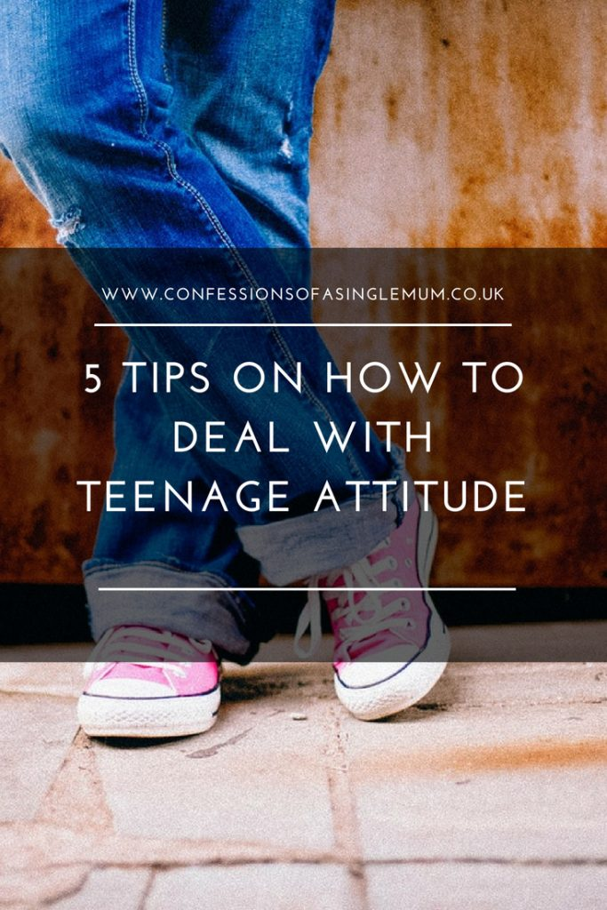 5 TIPS ON HOW TO DEAL WITH TEENAGE ATTITUDE 3