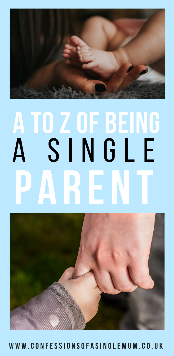 a to z of being a single parent 2