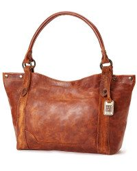 frye cognac melissa leather shoulder bag brown product 1 784747446 normal