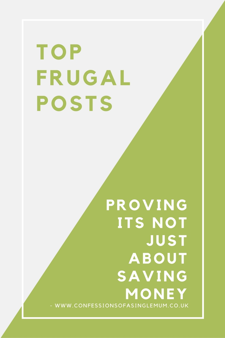 Top Frugal Posts