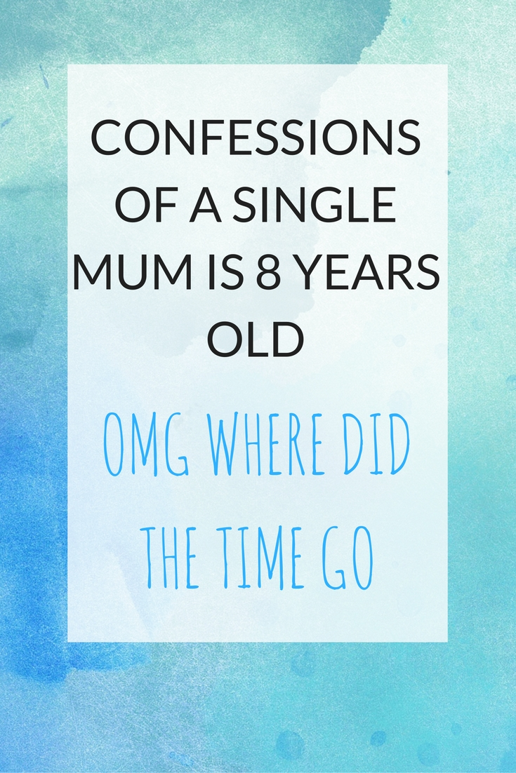 Confessions Is 8 Years Old