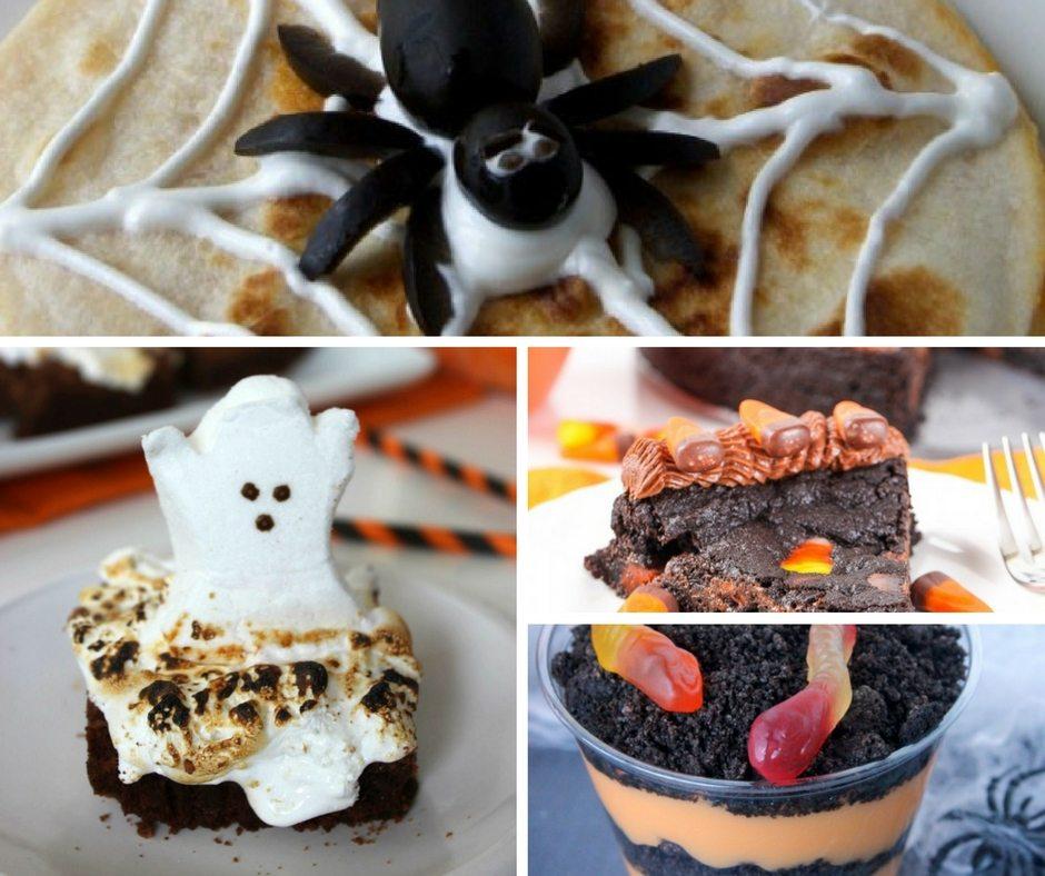 20 Last Minute Halloween Bakes