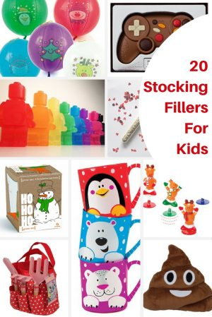 20 Stocking Fillers For Kids