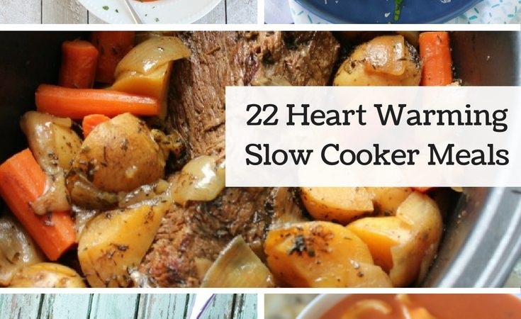 More Slow Cooker Meals
