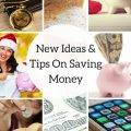 New Ideas Tips On Saving Money