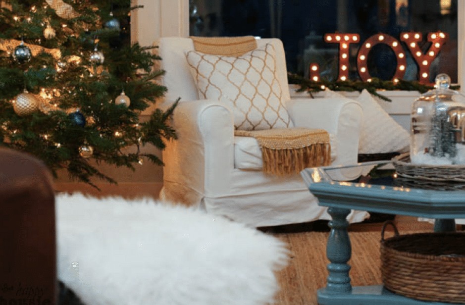 Winter décor to bring your home to life and add value
