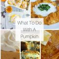 What To Do With A Pumpkin 2