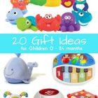 Kids Toys Ideas 0-24mths