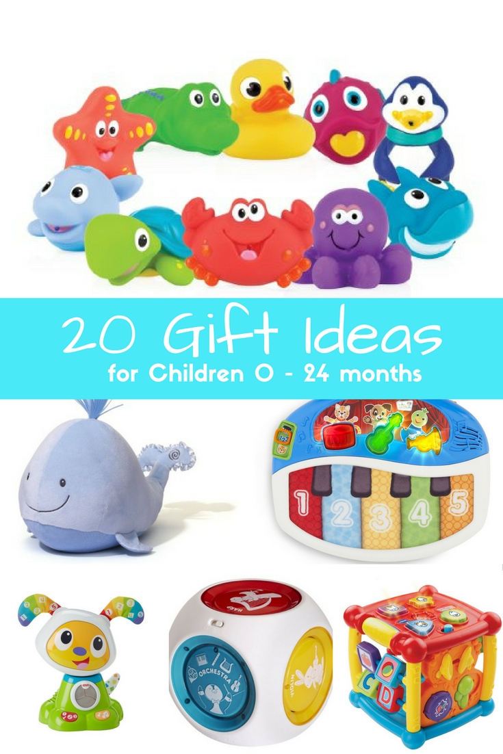 Kids Toys Ideas 0-24mths