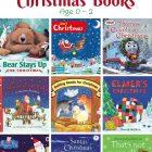25 Christmas Books for Children 0-2 years