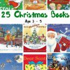 25 Christmas Books Age 3 -5