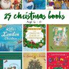 25 Christmas Books For Children age 6-8