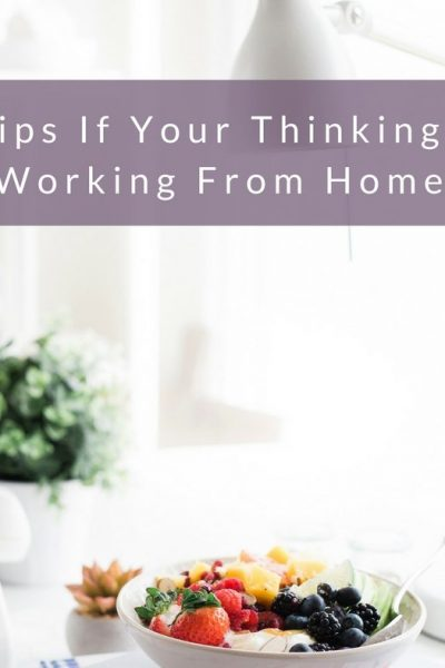6 Tips If Your Thinking Of Working From Home 1