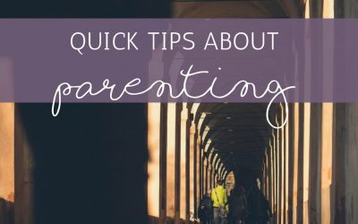 Quick Tips About Parenting
