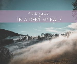 Are You in a Debt Spiral