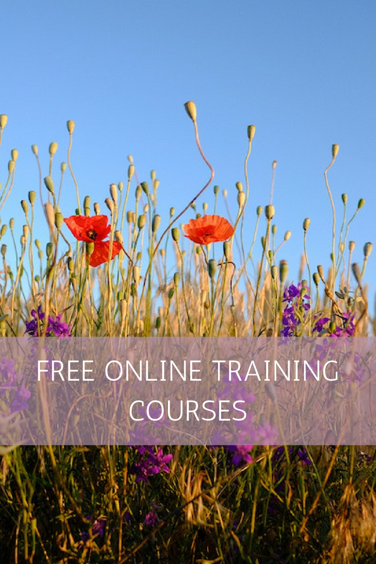 Free Online Training Courses
