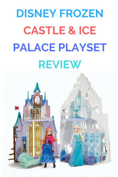 Disney Frozen Castle Ice Palace Playset Review 1