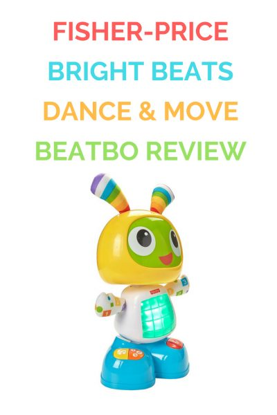Fisher Price Bright Beats Dance Move BeatBo Review 1
