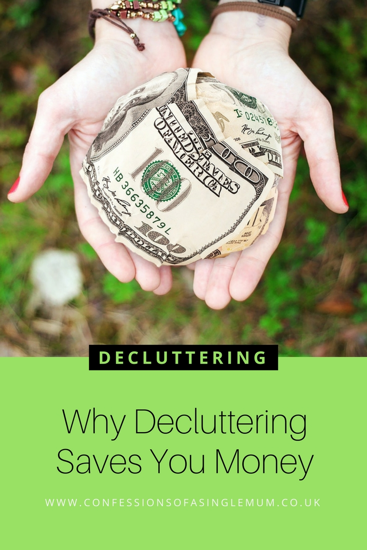 Why Decluttering Saves You Money